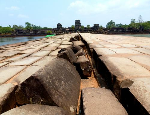 Pieces of Angkor