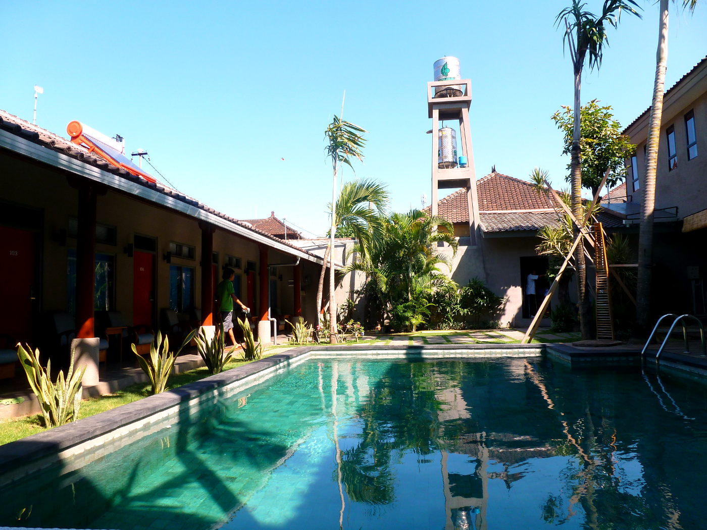 Indonesia guesthouse