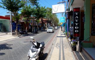 Indonesia street tatoo