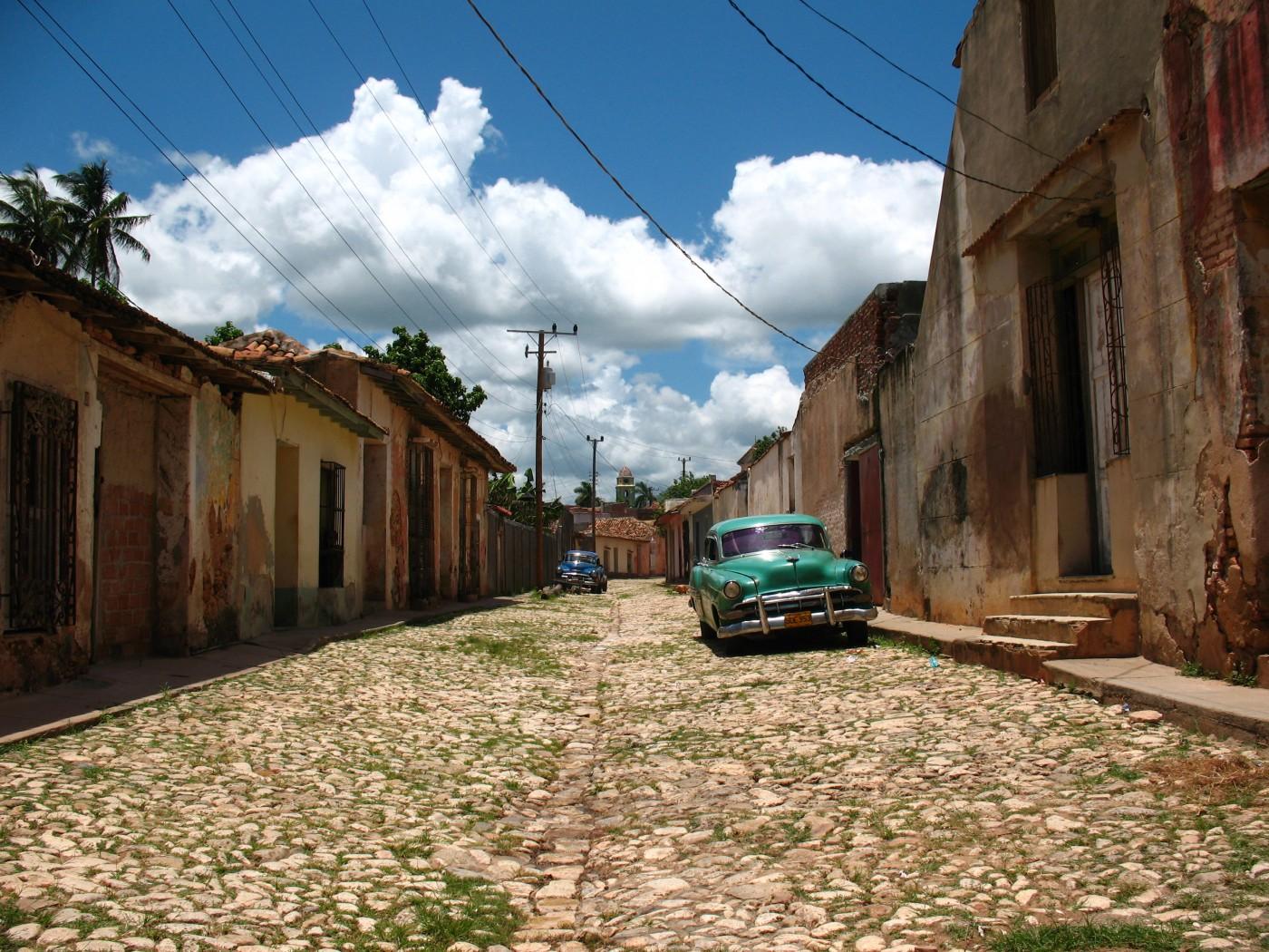 Trinidad, Cuba - Per Wikimedia